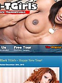Black Tranny Babes